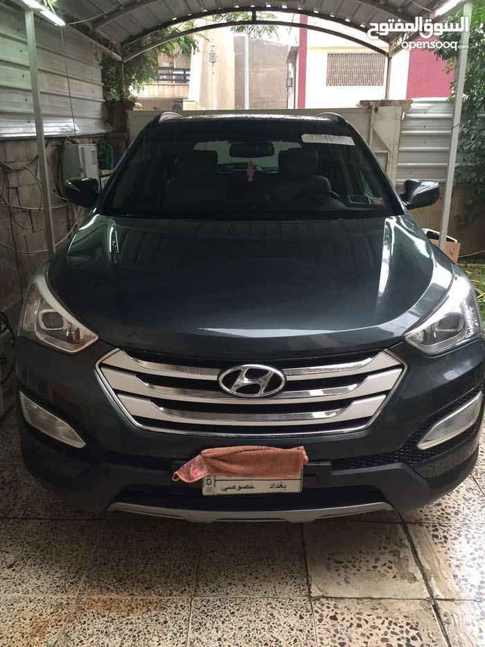 km Hyundai Santa Fe 2014 for sale