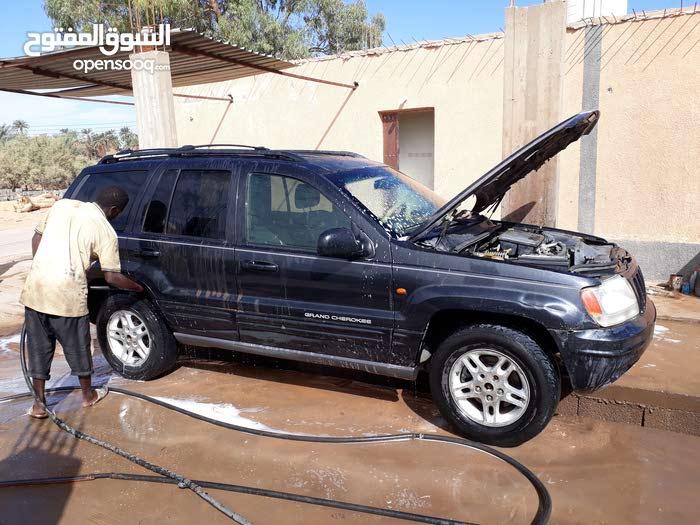 Gasoline Fuel/Power   Jeep Cherokee 2002