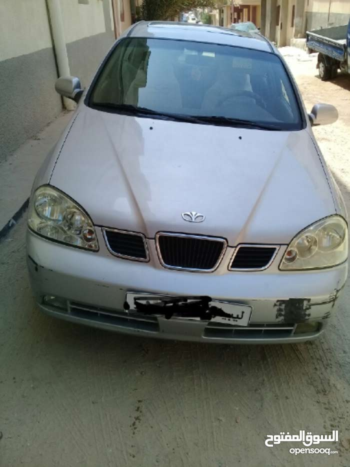 Used condition Daewoo Lacetti 2004 with 140,000 - 149,999 km mileage