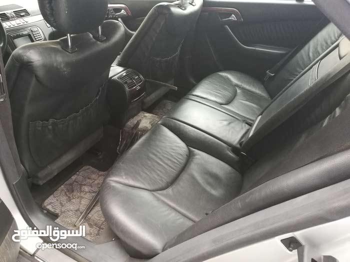 Gasoline Fuel/Power   Mercedes Benz S 320 1999