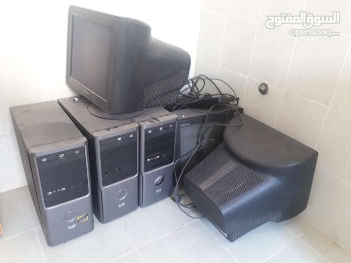 تلاتة كمبيوترات مكتبية للبيع