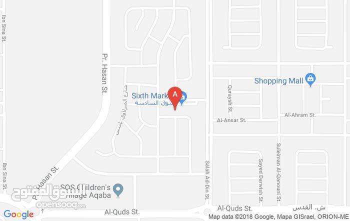 199 sqm  apartment for sale in Aqaba