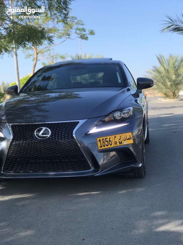 Lexus ISF 2016 For sale - Grey color