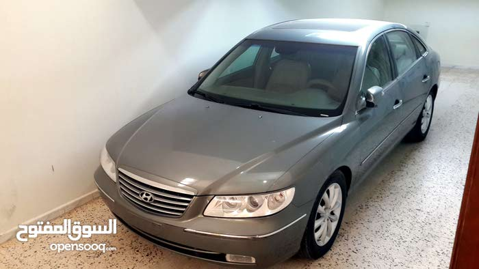 Hyundai Azera car for sale 2008 in Benghazi city
