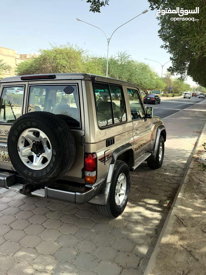 Used 2008 Toyota Land Cruiser Pickup for sale at best price
