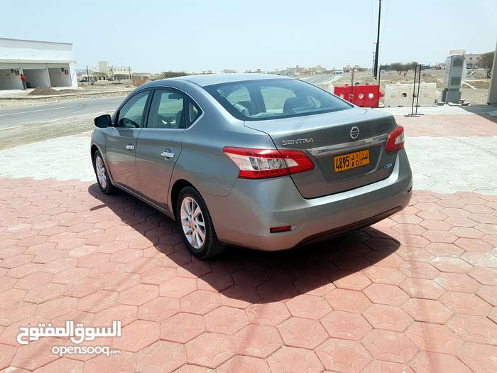 Automatic Nissan 2013 for sale - Used - Suwaiq city
