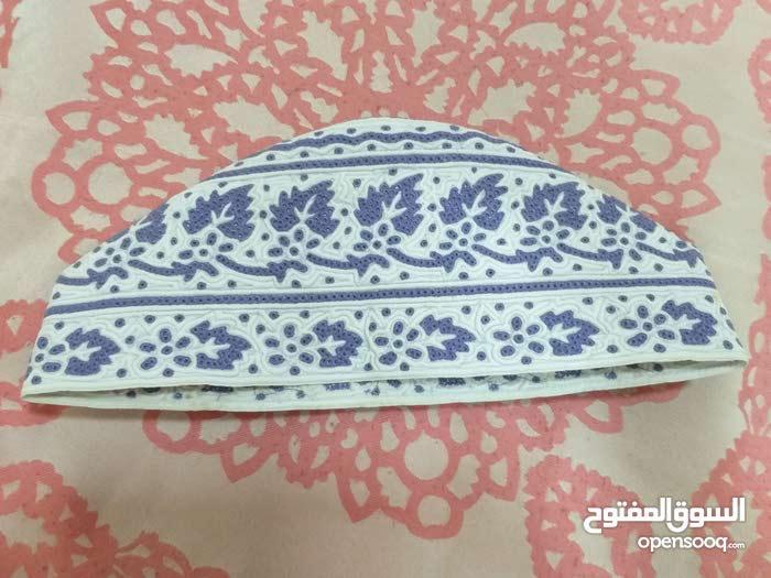 كمة عمانية خياطة يد جميلة مقاس 11