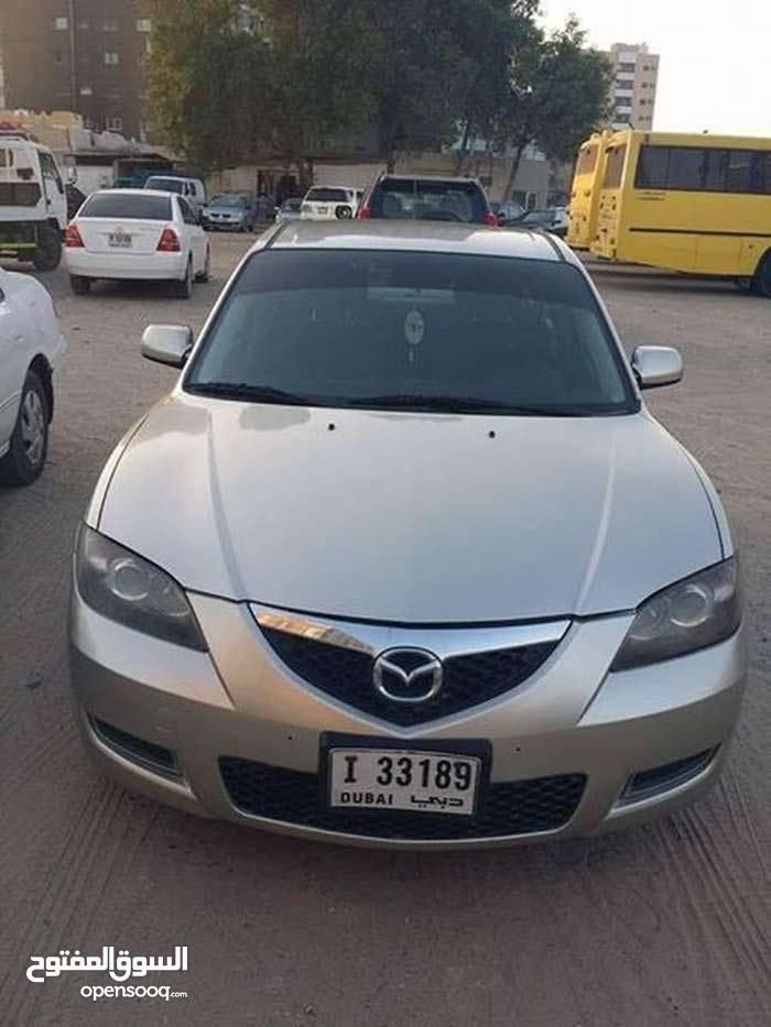 Mazda 3 2007 for sale in Dubai