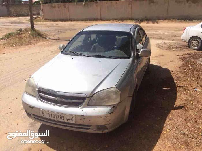 Used Daewoo Lacetti in Tripoli