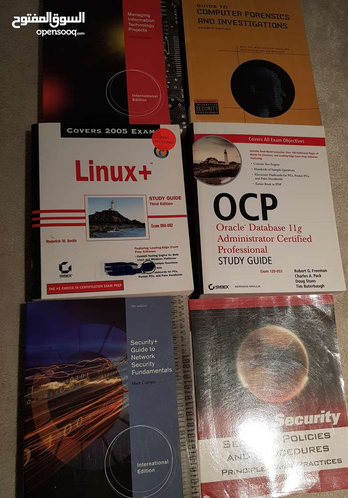 Informatiob technology books- IT Educational books