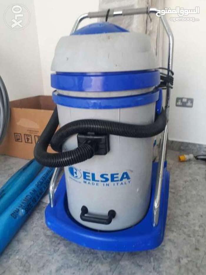 مكنسة ELSEA ايطالية شفط الأتربة والمياه