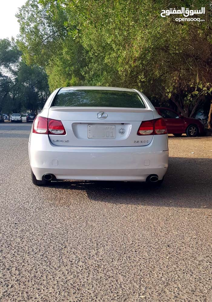 Lexus GS 2010 For sale - White color