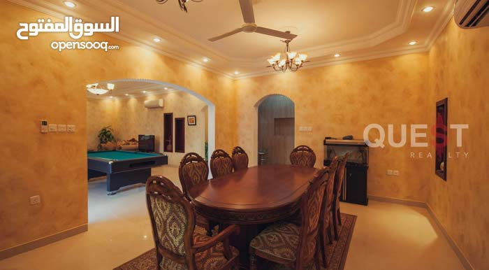 Fully furnished villa for rent in Galali with EWA