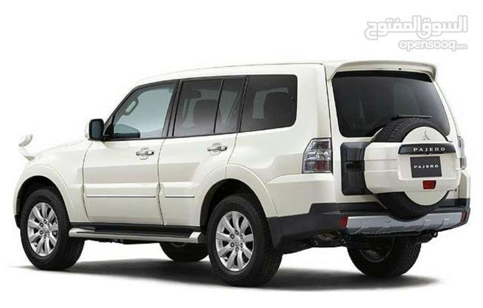 Gasoline Fuel/Power   Mitsubishi Pajero 2009
