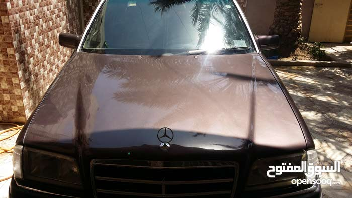 Used Mercedes Benz C 200 for sale in Wasit