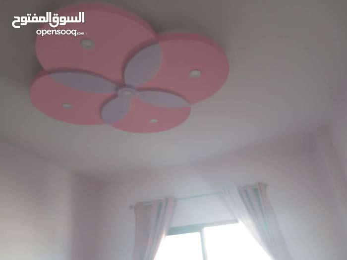 للبيع عمارة 3 طوابق 5 شقق علي 300 متر بناء حديث غرب غزة