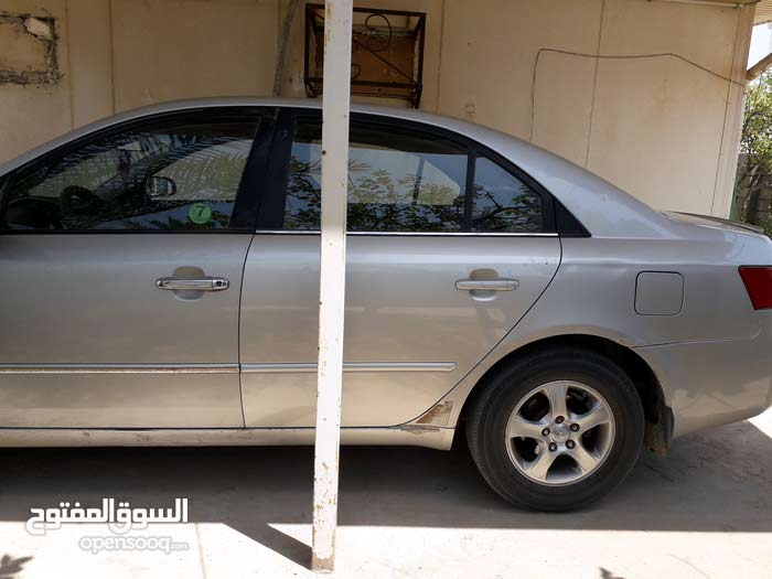 Silver Hyundai Sonata 2006 For Sale