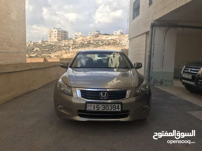 Automatic Honda 2008 for sale - Used - Amman city