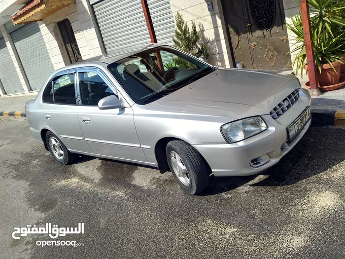 1999 Hyundai Verna for sale in Amman
