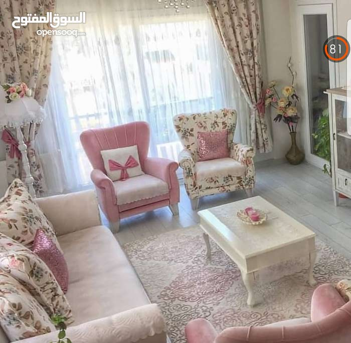 Available for sale in Jazan - New Sofas - Sitting Rooms - Entrances
