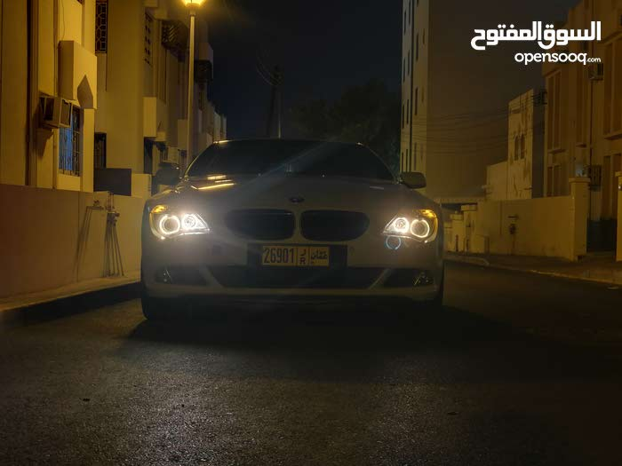 BMW 630 2008 For Sale