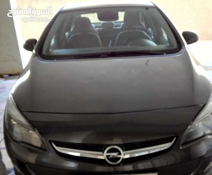 2015 Used Astra with Automatic transmission is available for sale