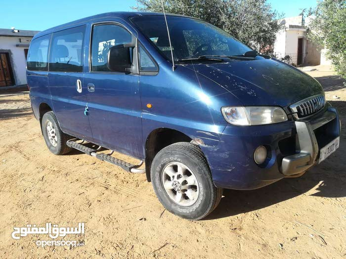 Available for sale! 20,000 - 29,999 km mileage Hyundai H-1 Starex 2002