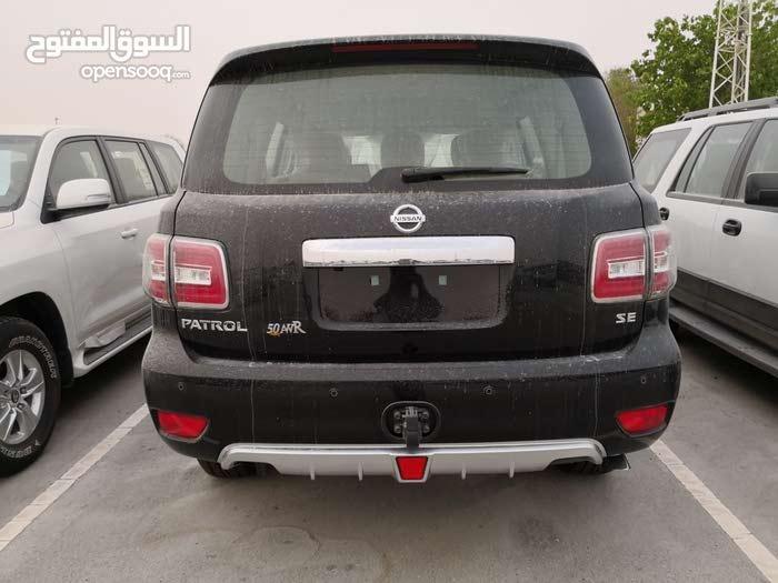 Nissan Patrol in Abu Dhabi