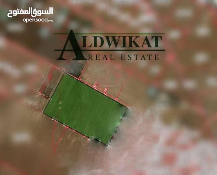 ارض استثمارية للبيع في الطنيب حوض العيادات المساحة 92270 م