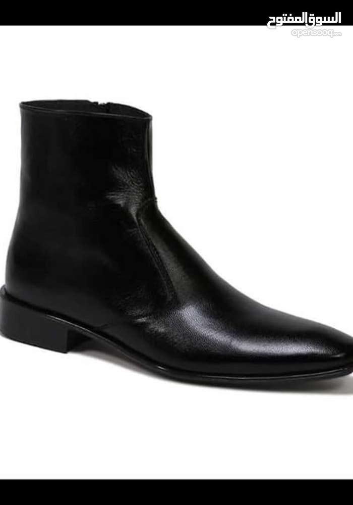 1ceef880f مطلوب بوت رجالي طويل بسحاب جلد طبيعي + نعل - (105232518) | السوق المفتوح