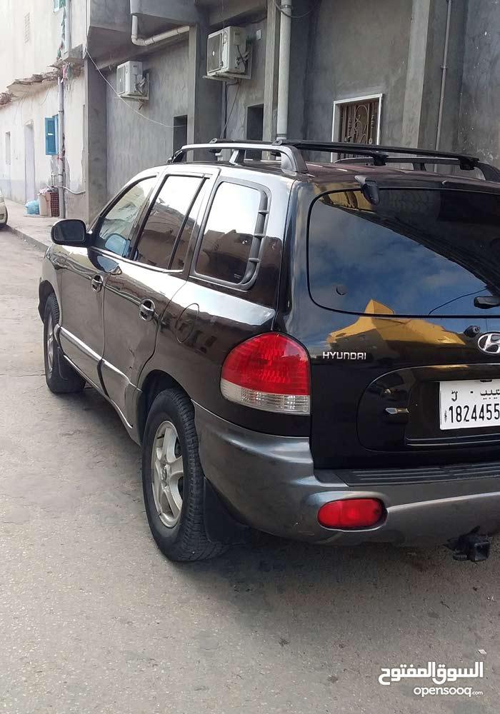 1 - 9,999 km mileage Hyundai Santa Fe for sale