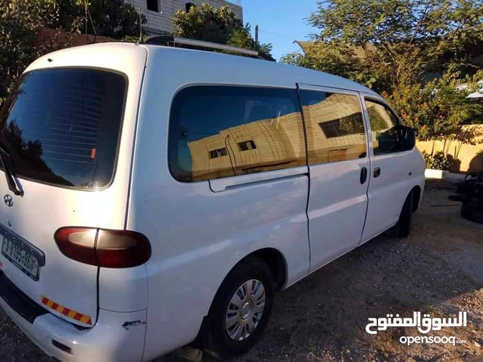 Hyundai H-1 Starex Used in Tripoli