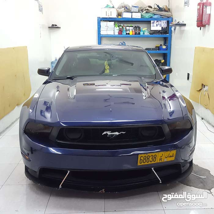 Gasoline Fuel/Power   Ford Mustang 2010