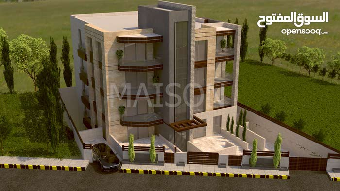 excellent finishing apartment for sale in Amman city - Al Bnayyat