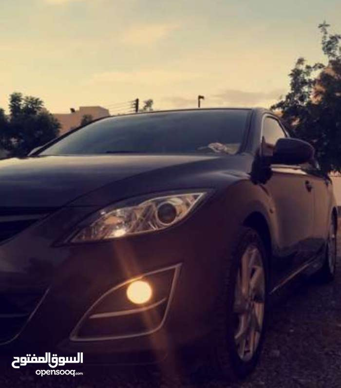 Brown Mazda 6 2011 for sale