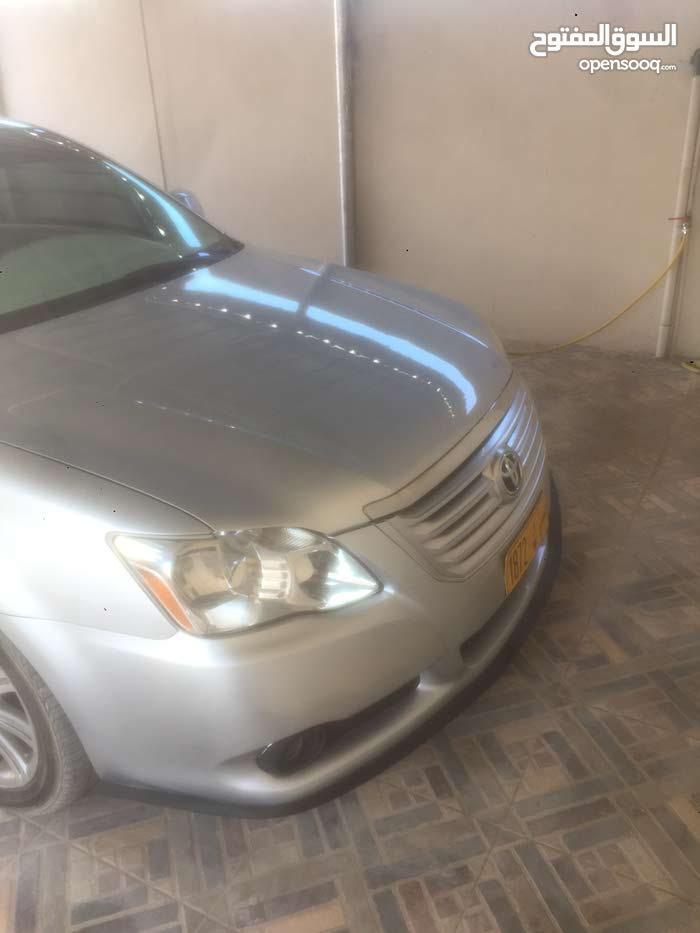 For sale 2009 Silver Avalon