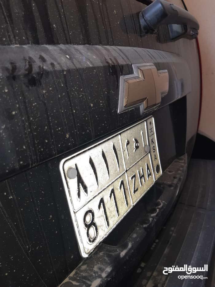 رقم لوحه للبيع تاهو