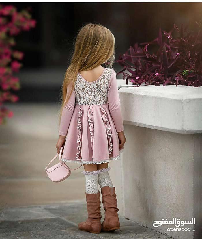 فستان بناتي روعه