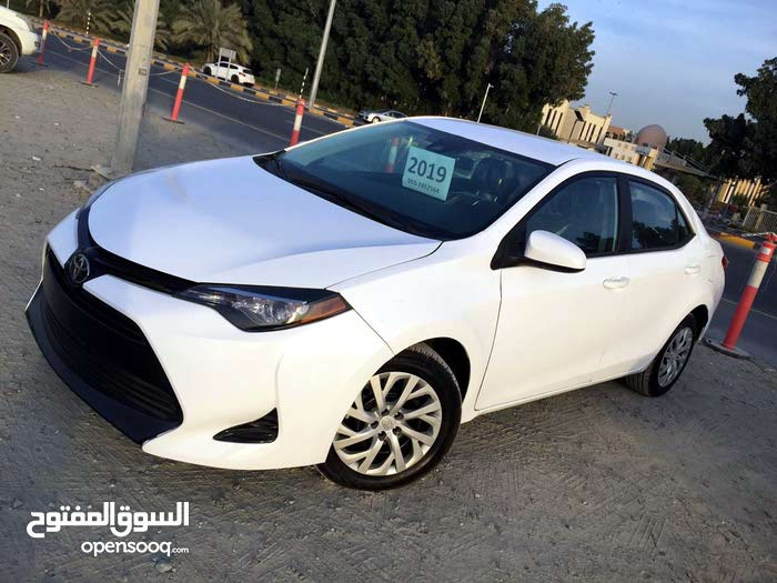 Toyota Corolla 2019 For Urgent Sale