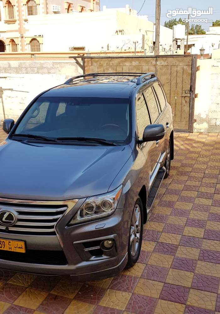 Lexus LX car for sale 2013 in Muscat city