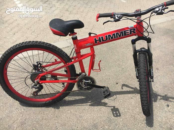 دراجة همر اصلية قابلة للطي