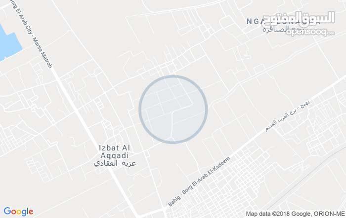 منزل للبيع في دار الايتام الحي السكني الثالث ببرج العرب الجديدة