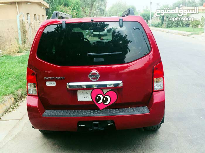 Used 2008 Nissan Pathfinder for sale at best price