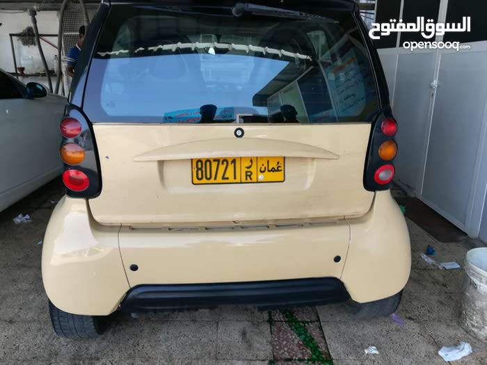 1999 Used Smart with Manual transmission is available for sale