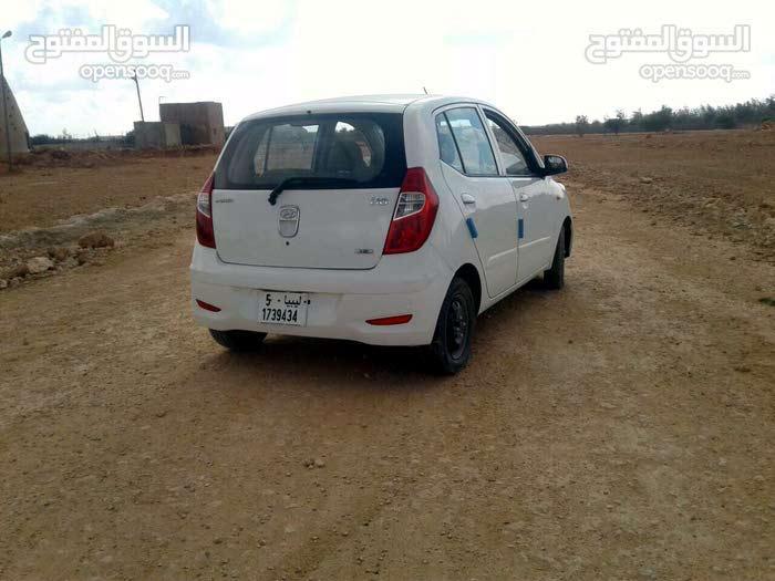 For sale Hyundai i10 car in Benghazi