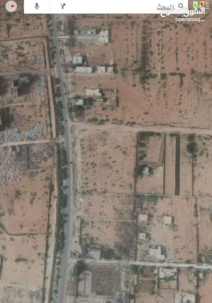 فرصة اراضي سكنية للبيع بمنطقة قنفودة بوصنيب سعر حرق حرق