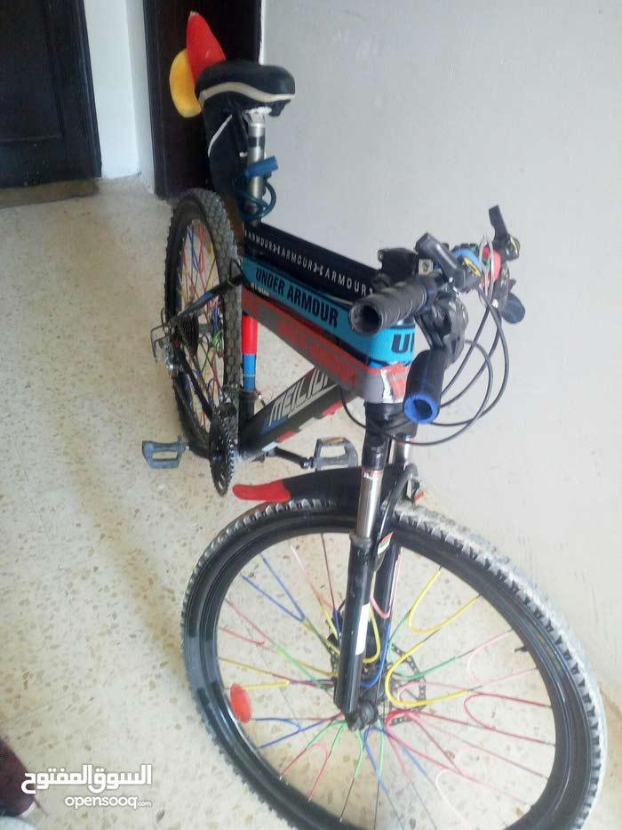 دراجة جبلية مستعملة شهر واحد