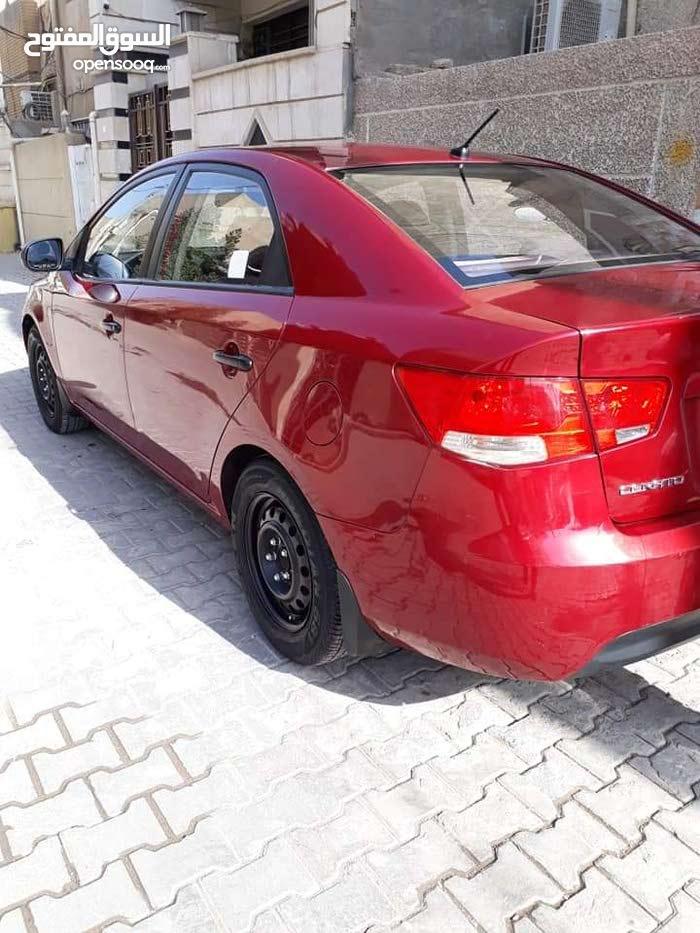 Kia Cerato made in 2012 for sale