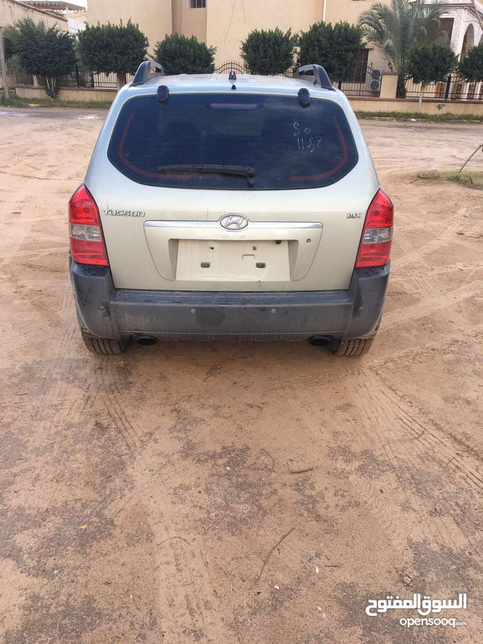 2006 Used Tucson with Automatic transmission is available for sale