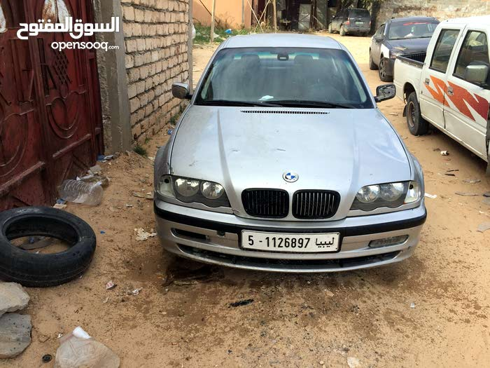 Manual Silver BMW 1999 for sale